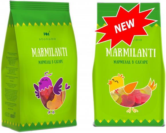 """""""Marmilanti"""" 150 g"""