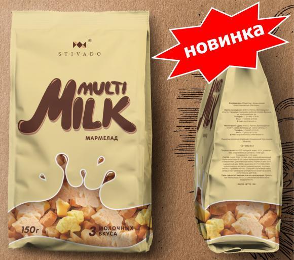""""""" Мультимилк ( Multimilk ) """" 150 г (на основе пектина)"""